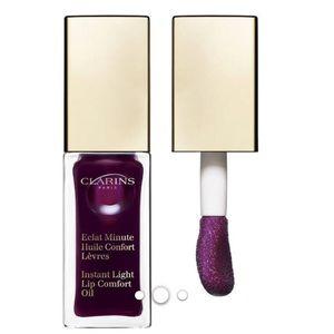 Clarins Paris Instant Light Lip Comfort Oil